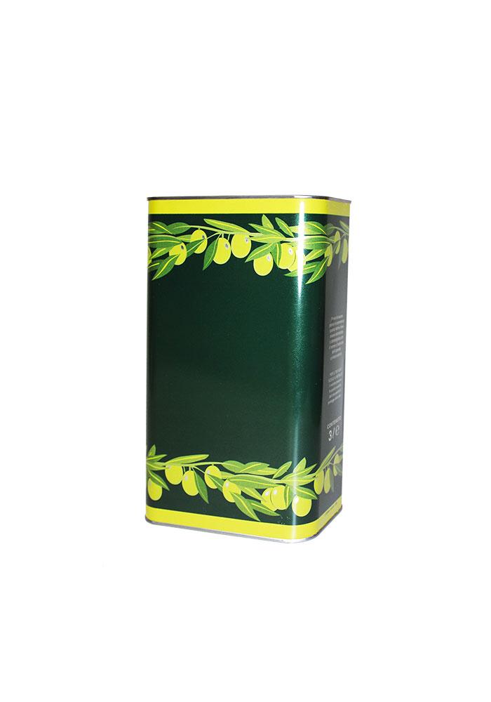 Lattina per olio olive